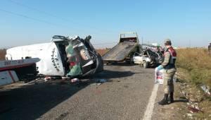 Urfa'daki Feci Kazada Ölenlerin Sayısı Yükseldi