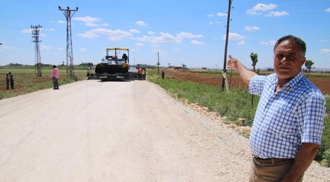 Urfa Kırsalına Tarihinin En Büyük Yatırımı- Videolu Haber