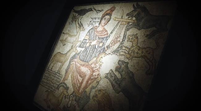 Urfa Mozaiklerini Dünyaya Tanıtıyor-Videolu Haber