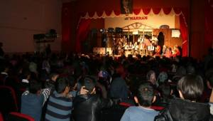 Urfa Şehir Tiyatrosu Harranlılar ile Buluştu- Videolu Haber