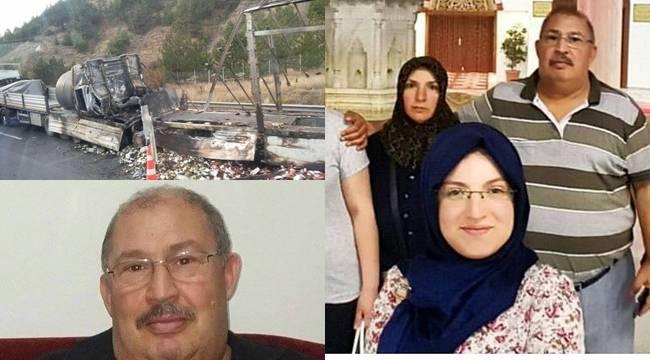 Urfalı Aile Talihsiz Kazada Can Verdi, 4 Ölü