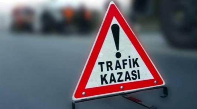 Viranşehir'de İki Otomobil Çarpıştı, 7 Yaralı