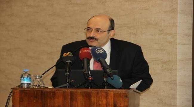 YÖK Başkanı Saraç,Urfa'da Sulamada Problemlerimiz Var