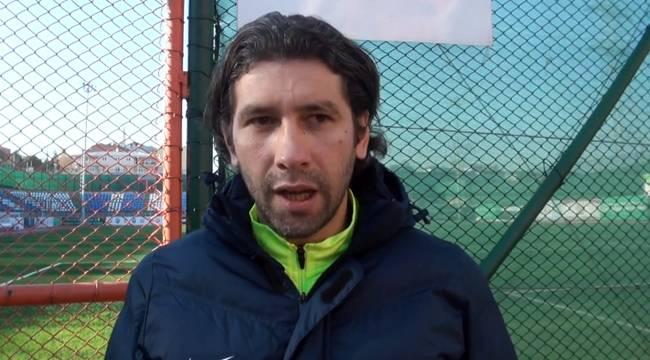 Yozgatlı, Uşakspor'u Yenmek İstiyoruz- Videolu Haber