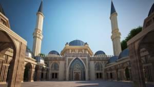 11 Nisan Külliyesine Osmanlı ve Selçuklu mimarisi