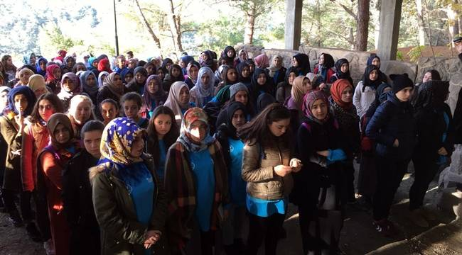 165 Genç Kamp'ta Bir Araya Geldi