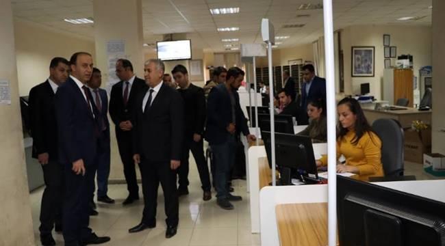 Açık Kapı Şanlıurfa'da Hizmete Girdi- Videolu Haber