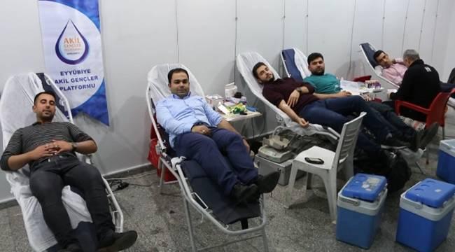 Akil Gençlerden Kan ve Kök Hücre Bağışı- Videolu Haber