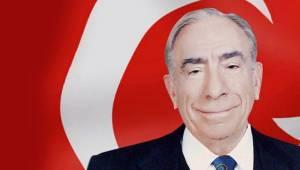 Alparslan Türkeş Şanlıurfa'da Anılacak