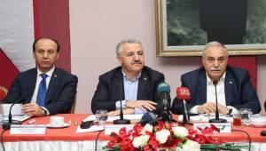 Bakan Arslan Şanlıurfa'nın Taleplerini Aldı- Videolu Haber