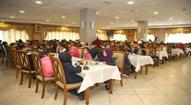 Birecik'li 180 Öğrenci Güngören'de ağırlandı