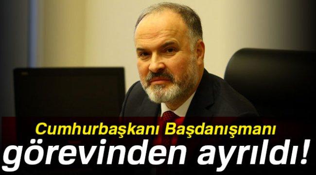 Bülent Gedikli, Cumhurbaşkanlığı Başdanışmanlık görevinden ayrıldı | Bülent Gedikli kimdir?