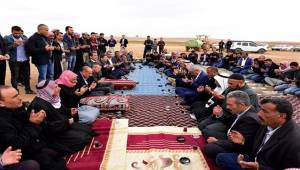 Urfa'da Bir Kan Davası Daha Barış İle Sonlandı-Videolu Haber