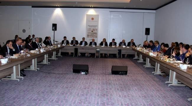 Çölyak Hastalığı Meclis Araştırma Komisyonu Kayseri'de toplandı