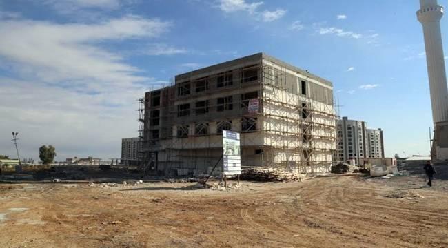 Eyyübiye'de 5 Milyon TL Değerinde Misafirhane-Videolu Haber