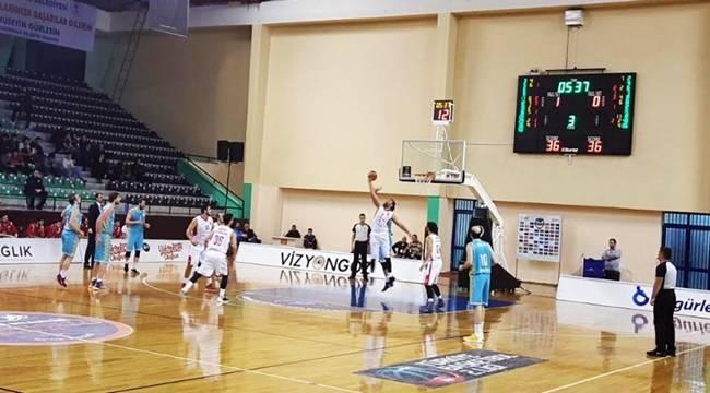 Haliliye Basketbol, Yüksek Çıta'yı Kolay Geçti