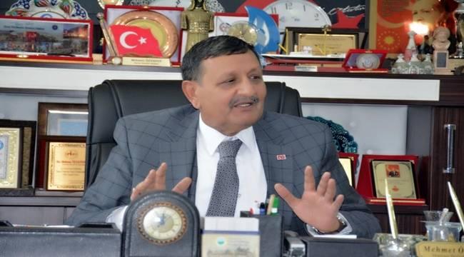 Harran Belediye Başkanı Özyavuz,Engelli olmak kusur değildir