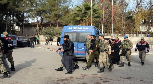 Harran'da 3 DEAŞ'lı Terörist Yakalandı