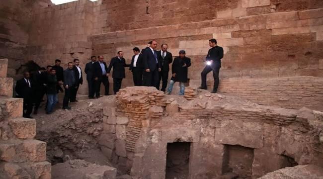 Harran'da Hayrete Düşüren Keşifler Devam Ediyor-Videolu Haber