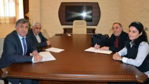 Harran Üniversitesi Türkiye'ye Zeytincilik Eğitimi Verecek