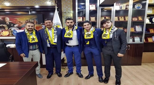 İstanbul'dan Harran'a Uzanan Yardıma Özyavuz'dan Teşekkür