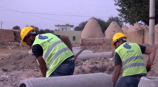 İşte Şanlıurfa'da Alt Yapı Rakamları-Videolu Haber