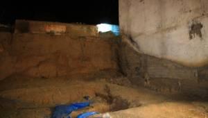 Kızıltepe'de Define avcıları ortalığı ayağa kaldırdı