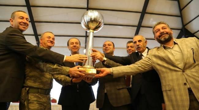 Kupa Voley Finali Urfa'da Başladı-Videolu Haber
