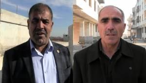 Muhtarlardan Eyyübiye Belediyesine Teşekkür-Videolu Haber