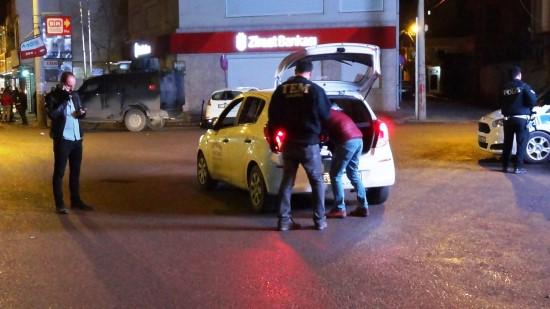 Polis'ten Asayiş Uygulaması