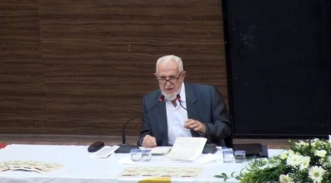 Prof. Dr. Cevat Akşit, Urfalılar İle Buluştu- Videolu Haber