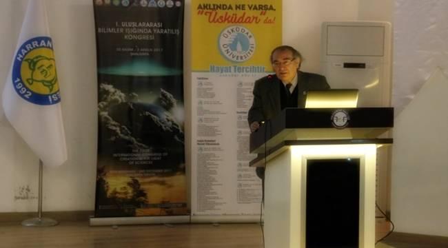 Prof. Dr. Nevzat Tarhan,Yaratılış artık laboratuvarda