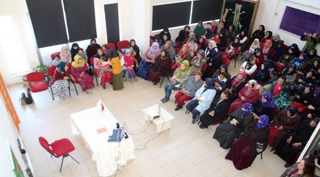 Şanlıurfa Büyükşehirden Kadın Hakları Konferansı-Videolu Haber