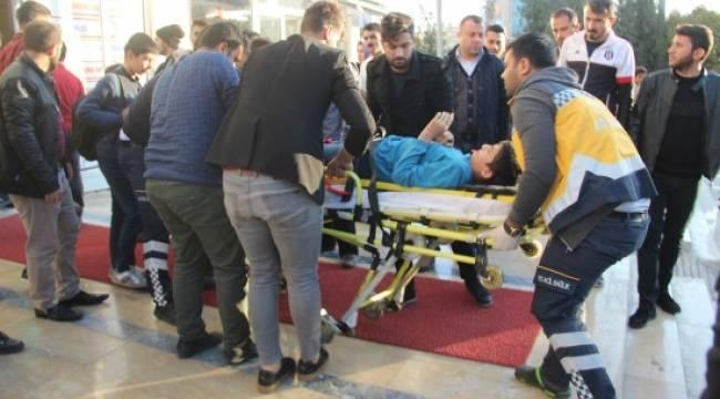 Şanlıurfa'da Öğrenciler Ölümden Döndü