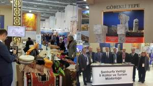Şanlıurfa, Travel Turkey İzmir Fuarında
