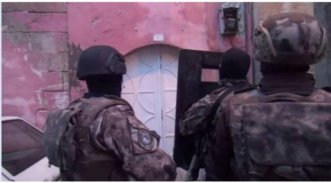 Şanlıurfa'da PKK, DEAŞ ve FETÖPDY operasyonları: 27 gözaltı