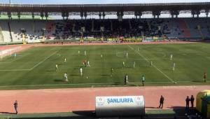 Şanlıurfaspor 2- Zonguldak Kömürspor 1