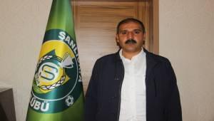 Şanlıurfaspor Başkanı Yetim'den Mertcan Çam Açıklaması
