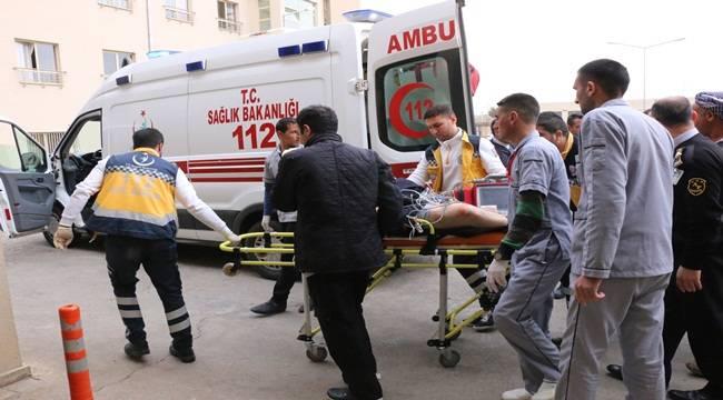 Siverek'te Arazi Anlaşmazlığı, 1 Ölü, 4 Yaralı
