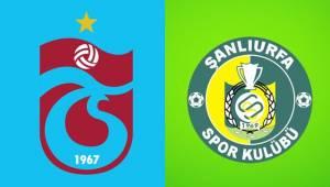 Trabzonspor'dan Şanlıurfa Açıklaması