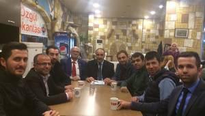 Türk Eğitim-Sen Halfeti temsilciliğine Akalan seçildi