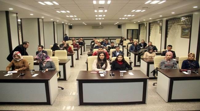 Üniversite Mezunları Şanlıurfa Belediyesinde İşe Başladı-Videolu Haber