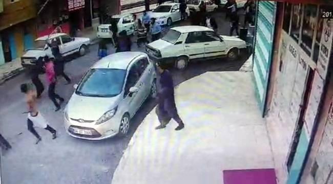 Urfa'da 2 Aile Arasında Kavga, 8 Yaralı