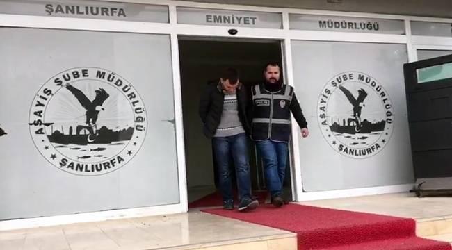 Urfa'da 2 Yankesici Suç Üstü Yakalandı
