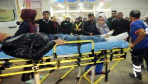 Urfa'da Bir Kişi Kendi Kendini Vurdu