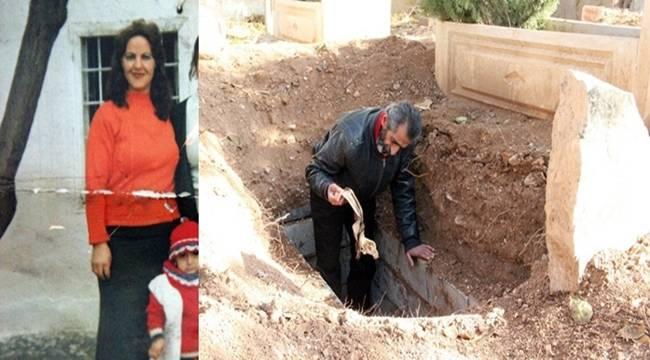 Urfa'da Cinayet Şüphesi 2 yıl Sonra Mezar Açtırdı
