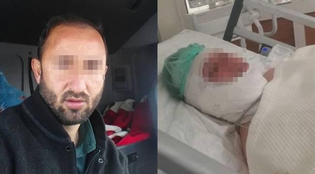 Urfa'da Eşini Defalarca Bıçaklayan Cani Koca Yakalandı