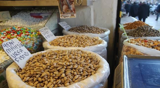 Urfa'da Fıstık Fiyatları Katlandı