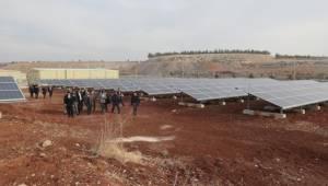 Urfa'da Güneş Enerjisi Santralleri ile Enerji İhtiyacı Giderilecek-Videolu Haber