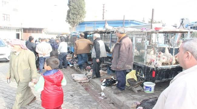 Urfa'da Hindiler Elde Kaldı